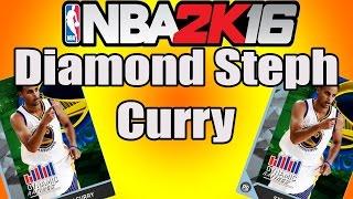 getlinkyoutube.com-NBA 2k16 - MyTeam - Diamond 96 Rated Stephen Curry Gauntlet Gameplay + Stats