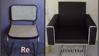 getlinkyoutube.com-Re-Diseña  tus muebles / How to make a minimalist furniture?