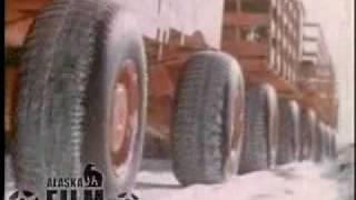 getlinkyoutube.com-Letourneau Snow Train in Alaska