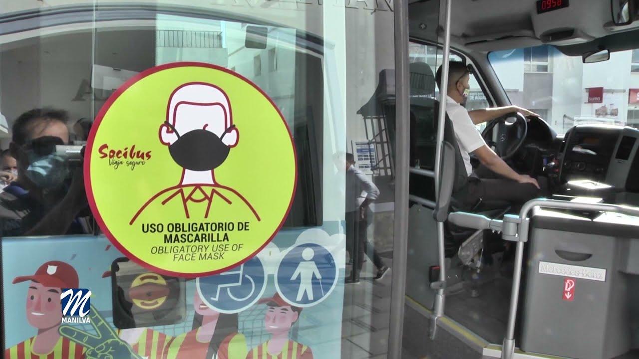 Se amplía el servicio de transporte municipal