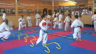 getlinkyoutube.com-KARATE TRAINING SATURDAY 12/2013