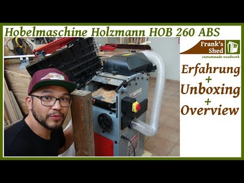 Unboxing and Review of a HOB260ABS Youtube Thumbnail