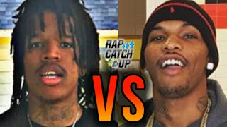 getlinkyoutube.com-AYOO KD VS 600BREEZY: TWITTER BEEF