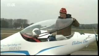 getlinkyoutube.com-289 Energiewende die Elktra one das erste Elektro Batterie Flugzeug.