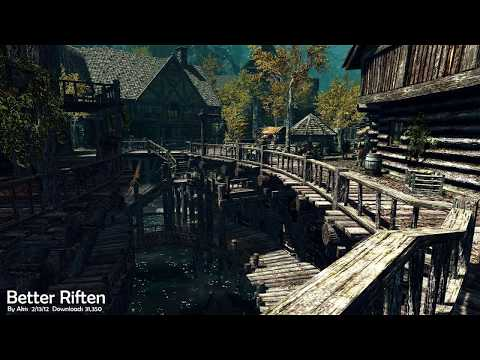 Skyrim Mods - Week #13: Angels in Skyrim, Great Wyrms, Better Riften, Saviors Hide