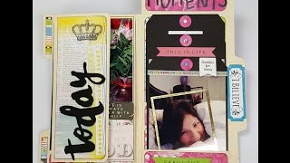 getlinkyoutube.com-Photo Mats & Inserts for your Mini Albums and Scrapbooks