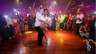 ATACA-LA-ALEMANA-Bachata-Dance-Performance-40-MILLION-VIEW-PARTY-THE-SALSA-ROOM width=