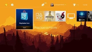 getlinkyoutube.com-Firewatch PS4 Dynamic Theme (1080p)