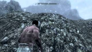 getlinkyoutube.com-Skyrim: [SECRET] Chest under Whiterun (350lbs of loot)