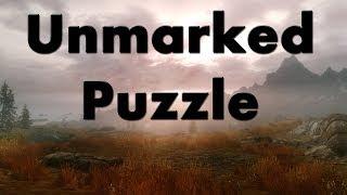 Skyrim: Hidden Unmarked Puzzle Location