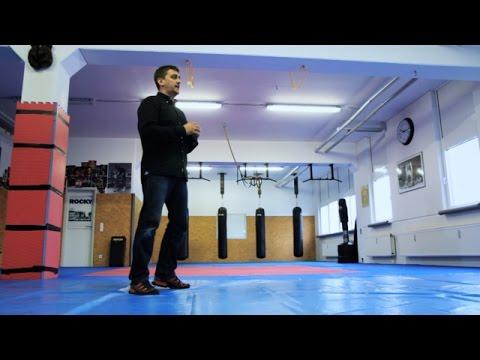 Kapap Workshop: German/Israeli/U.S. Way of Self-Defense (Trailer)