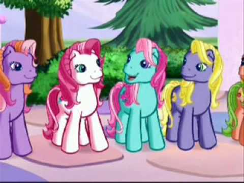 Videos Related To 'mi Pequeño Pony ~ Rainbow Song Español'