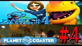 getlinkyoutube.com-【編集あり】ガチで作りこみをする遊園地【Planet coaster】 #4
