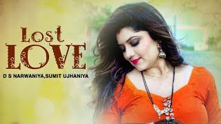 getlinkyoutube.com-Lost Love - New Haryanvi Songs 2016 - Official Video - हरियाणवी Dj Song