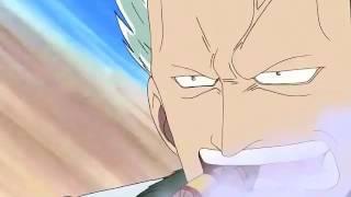 One piece Ace vs Smoker Deutsch