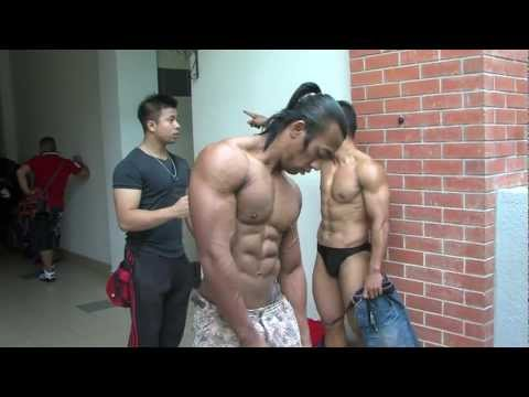 Mr Putrajaya 2012: Backstage Scenes Part 1