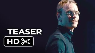 Steve Jobs Official First Look (2015) - Michael Fassbender HD
