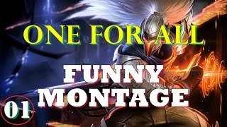 getlinkyoutube.com-Trolling and One For All Funny Montage 2015 - League of legends