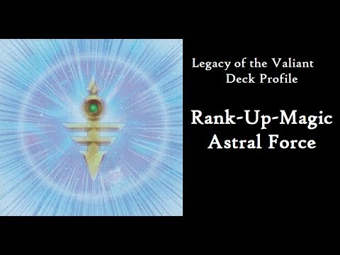 LVAL Astral Force Deck Profile
