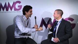DMEXCO 2015: Maxus chief strategy officer Damien Blackden
