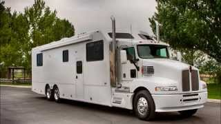 getlinkyoutube.com-Custom Kenworth Motorhome
