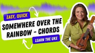 getlinkyoutube.com-Somewhere Over the Rainbow Ukulele Tutorial Easy - 21 Songs in 6 Days: Learn Ukulele the Easy Way