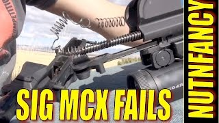 getlinkyoutube.com-Sig MCX Fails Unexpectedly