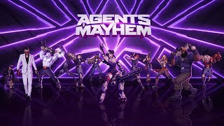 Agents of Mayhem - 'Agent Swap' Trailer