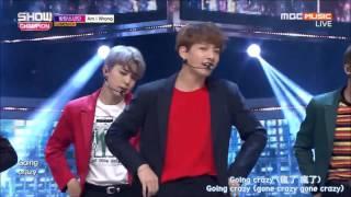 [繁中字Eng] BTS (防彈少年團)   Am I Wrong 161019 (Live)