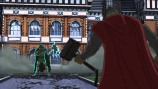 getlinkyoutube.com-Avengers Assemble    The Avengers vs Dr  Doom