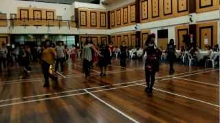 getlinkyoutube.com-BEAUTIFUL IN MY EYES - LINE DANCE