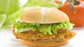 getlinkyoutube.com-Chicken Burger