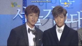 getlinkyoutube.com-130131 KBS High1 Seoul Music Awards SHINee Win