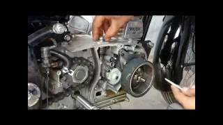 getlinkyoutube.com-royal enfield standard uce  engine gear problem