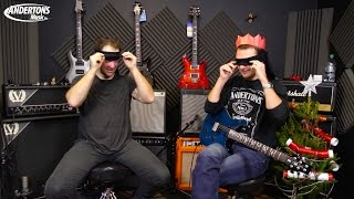 getlinkyoutube.com-Blindfold PRS Guitar Test - The Custom 24 Shoot Out