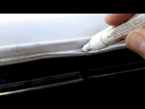 Как убрать ржавчину за 5 минут с кузова