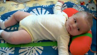 getlinkyoutube.com-Evan six months infantile spasms / West Syndrome