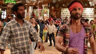 getlinkyoutube.com-Prabhu Dheva makes Shahid Dance | R... Rajkumar