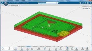 getlinkyoutube.com-Mold Design Core Cavity Separation  CATIA  CCV 3D Experience R2016x