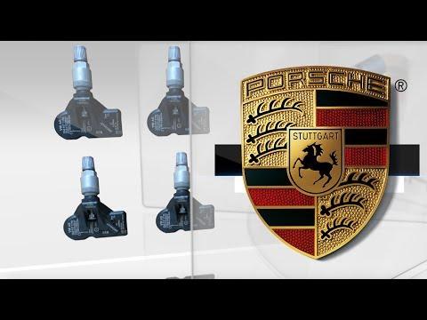 Оригинальные датчики давления шин  Porsche Volkswagen Audi Skoda