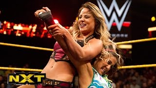 getlinkyoutube.com-Bayley vs. Emma: WWE NXT, July 22, 2015