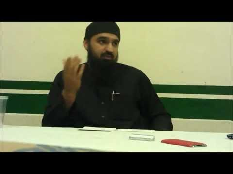 Youth : The Future of Islam  -   Ustadh Murtaza Khan