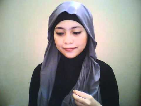 Hijab tutoriaL by dentist_nia part 2