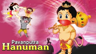 getlinkyoutube.com-PavanPutra Hanuman Full Movie - Hindi Kids Animation