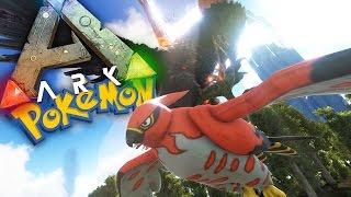 FINALLY A TALONFLAME!!!  - ARK: Survival Evolved (Pokemon) Ep #17