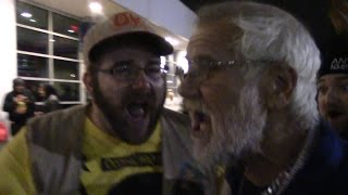 getlinkyoutube.com-ANGRY GRANDPA GOES TO THE ROYAL RUMBLE!!