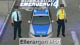 getlinkyoutube.com-Let's Test Emergency 4 Mods - Ellerargen - Die 'kleine' Polizei-Modifikation (1.8) [German][HD]