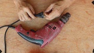 getlinkyoutube.com-การใช้สว่านไฟฟ้า How to use a drill่