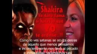 getlinkyoutube.com-SHAKIRA SERVIDORA SATANICA DE AHI SUS MULTIMILLONARIAS VENTAS
