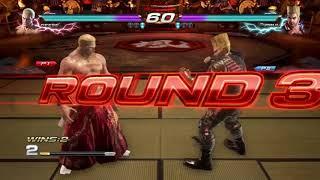 Tekken 7 FR Adeel Shiekh(Paul) vs Arslan Ash(gesse) Tekken Ruler